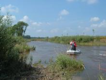Selten wird vom Boot gefischt
